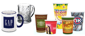 Promo Products - Drinkware, Cups