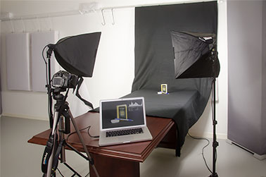 In-House Studio Product Photography