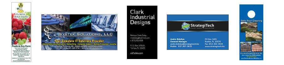 Design and Printing Samples