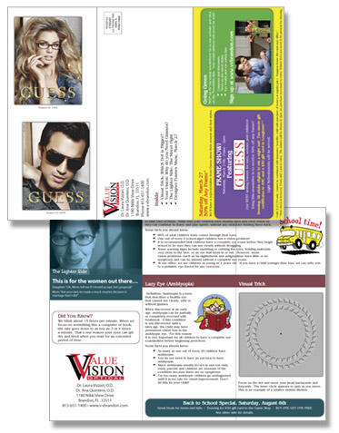 Trifold Flyer and Brochures