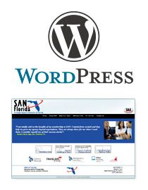 WordPress, Web Design