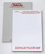 Gummed Notepads