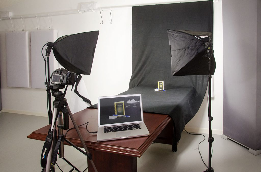 BrandonBusiness.com In-Studio Product Photography