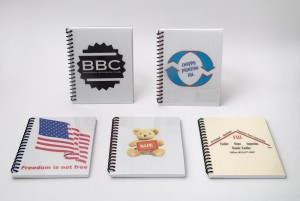 Product Photography - Notepads